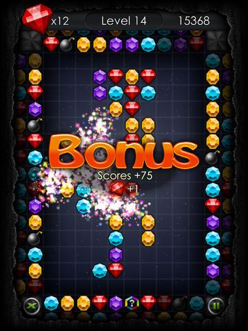 Juwelen-Sammelfieber für iPhone