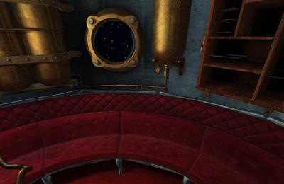Screenshot Jules Verne : Reise zum Mittelpunkt des Mondes - Teil 1 auf dem iPhone