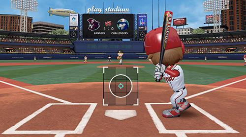 Baseball 9 für iPhone