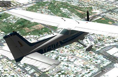 Simulator-Spiele: Lade Flugsimulator Las Vegas auf dein Handy herunter