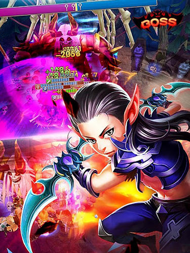 Summoners legends: Hero rules für Android