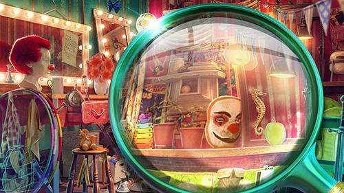 Hidden objects: Circus для Android