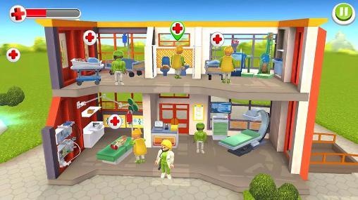 Simulation Children's hospital für das Smartphone