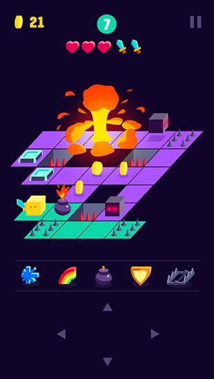 Crossy maze für Android