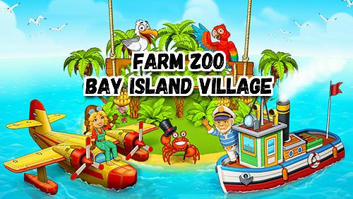 Farm zoo: Bay island village скріншот 1