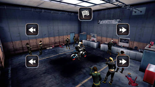 Motorcycle game for Android