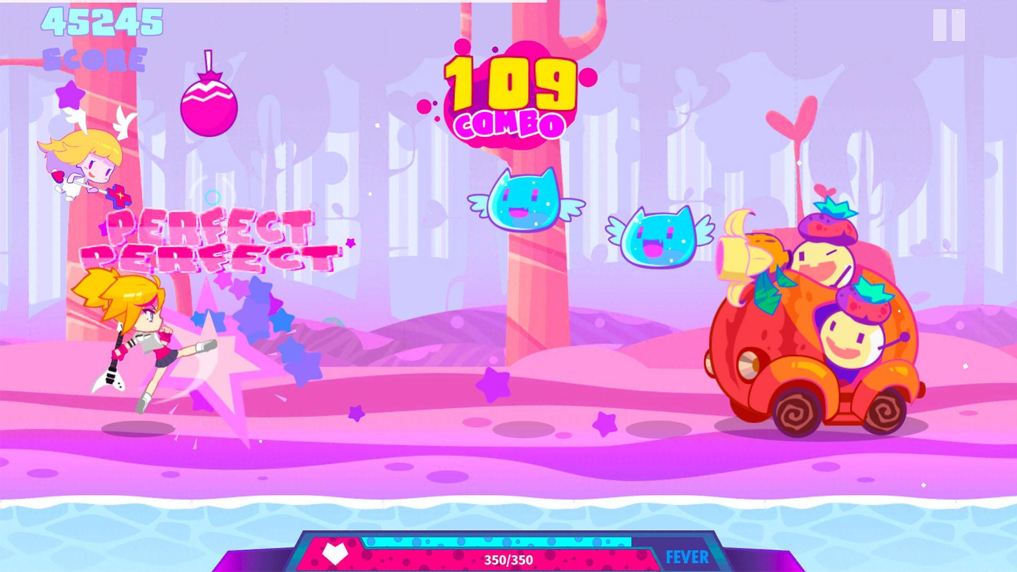Muse Dash скриншот 1