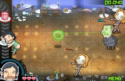 Arcade-Spiele: Lade Furzattacke gegen Zombies auf dein Handy herunter