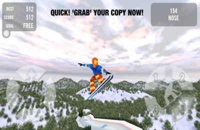 Crazy Snowboard для Айфону