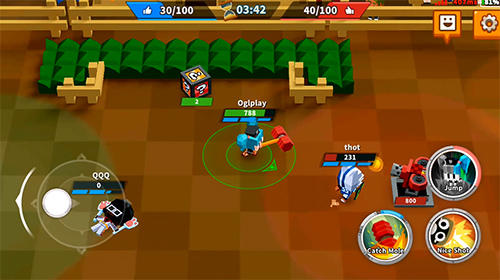 Like squad: Battle arena para Android