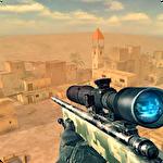 Modern army: Sniper shooter Symbol