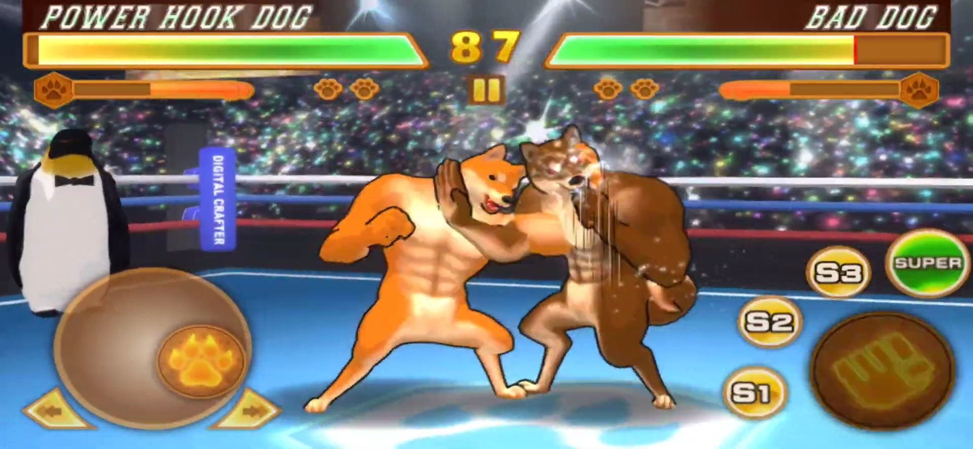 Fight of Animals-Solo Edition pour Android