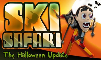 Ski Safari Halloween Special captura de pantalla 1