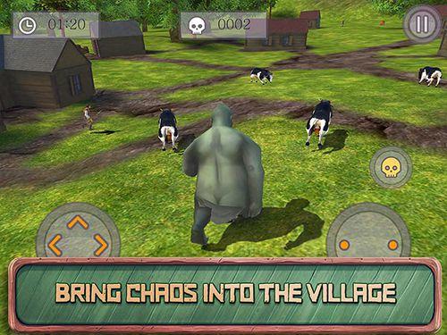 Arcade: Lade Troll Rache 3D: Deluxe auf dein Handy herunter