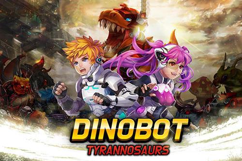 Dinobot: Tyrannosaurus Symbol