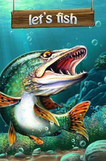 Let's fish capture d'écran 1