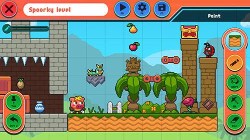 Arcade-Spiele: Lade Spoorky auf dein Handy herunter
