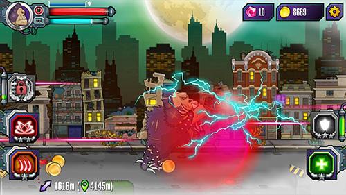 Mutant rampage Screenshot