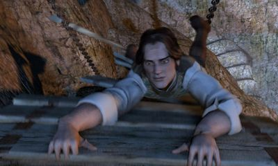 Dracula 1: Resurrection скриншот 1