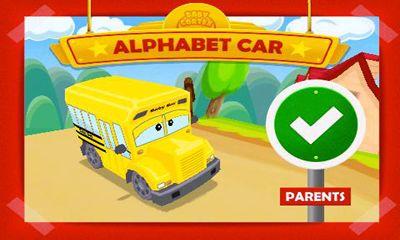 Alphabet Car Screenshot