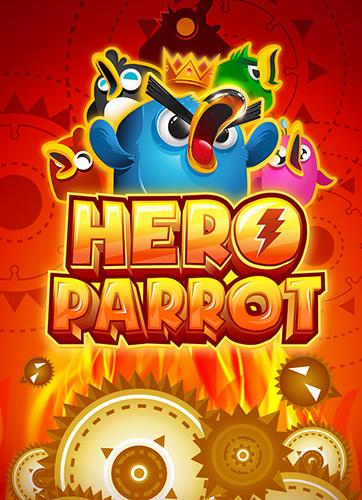 логотип Герой-папуга