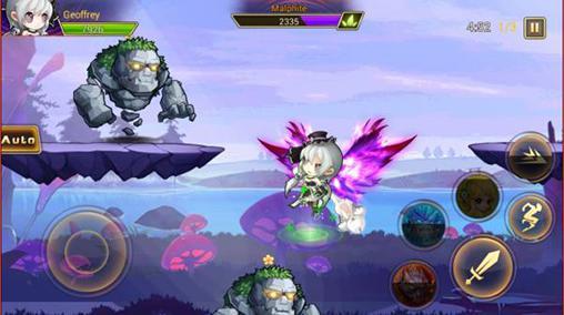 Legion hunters Screenshot