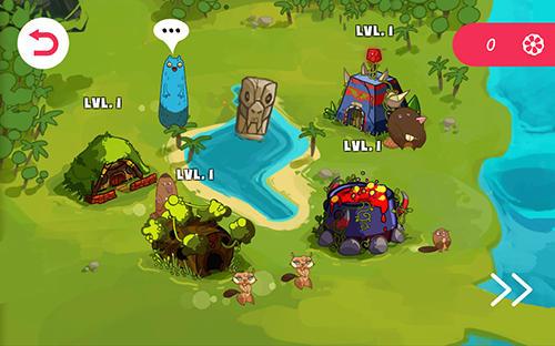 Aliensome: Village Screenshot