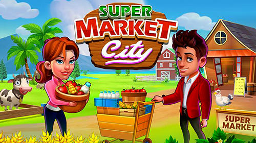 Supermarket сity: Farming game captura de pantalla 1