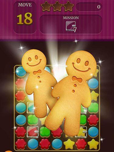 拱廊:下载Cookie crunch classic到您的手机