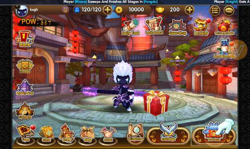 Monkey king HD screenshot 2