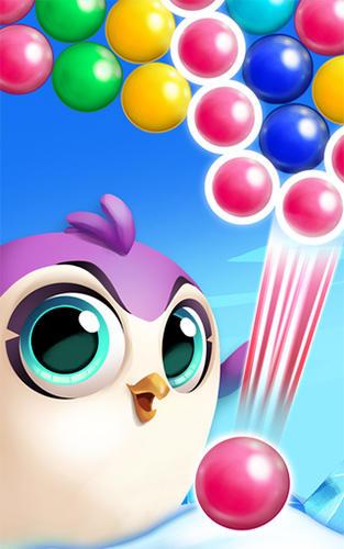 Jogos de arcade Icy bubblespara smartphone
