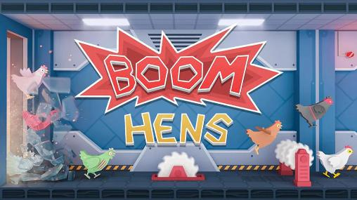 Boom hens icon