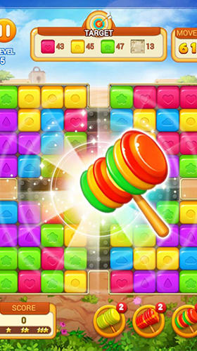 Block pop story: Yumi`s cells für Android
