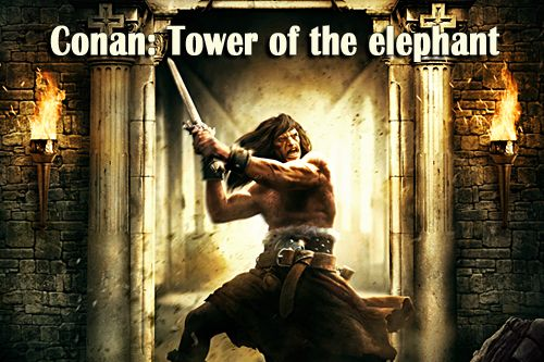 logo Conan: Turm des Elefanten