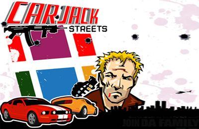logo Les Courses de Rue de Jack