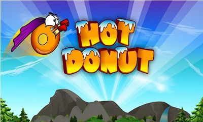 Hot Donut ícone