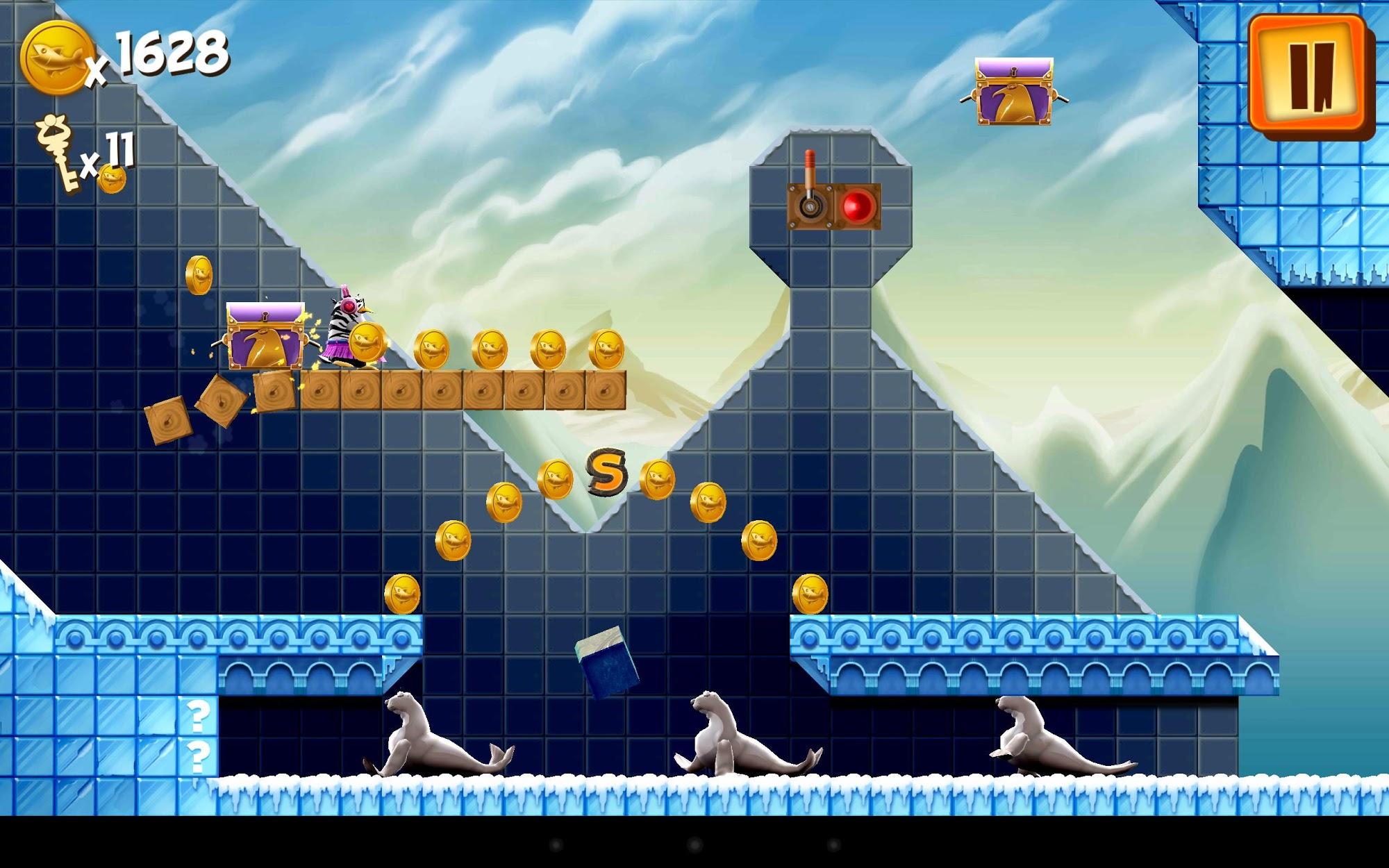 Adventure Beaks скриншот 1