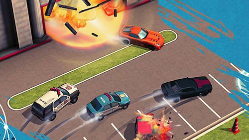Racing wars: Go! für Android