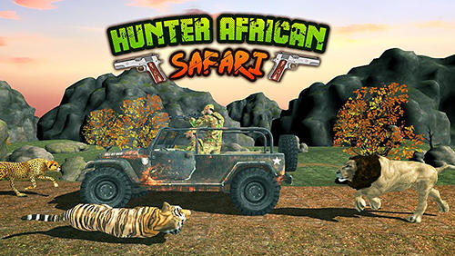 Hunter: African safari іконка