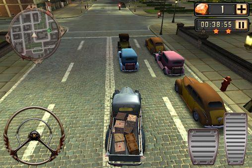 Screenshot Mafia Fahrer: Omerta auf dem iPhone