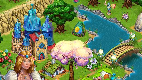 Fairy kingdom: World of magic für Android