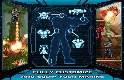 Arcade: Lade Sternenkrieger: Unendliche Munition auf dein Handy herunter