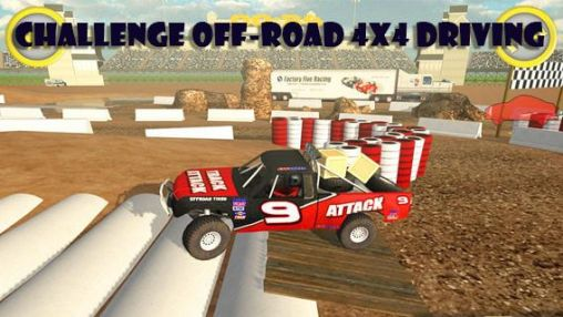 Challenge off-road 4x4 driving скриншот 1