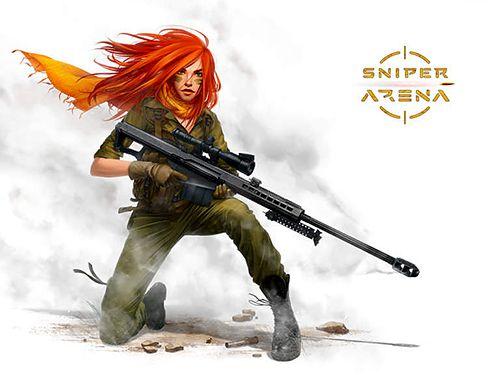 logo Sniper Arena