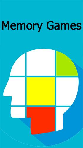 Memory games: Brain training Screenshot