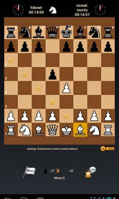 Black Knight Chess Screenshot