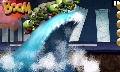 Zombie Tsunami captura de tela 1