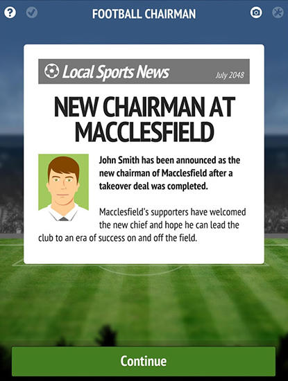 Football chairman pro screenshot 1