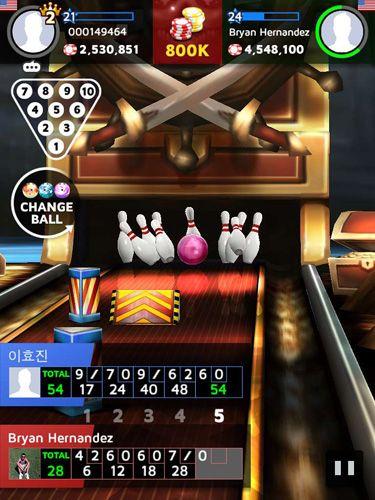 Bowling König für iPhone