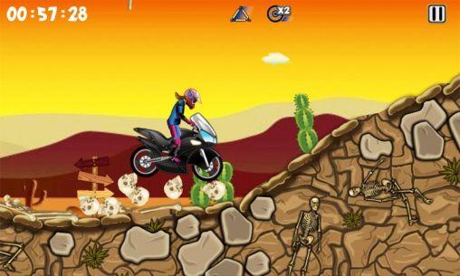 Arcade Bike xtreme für das Smartphone